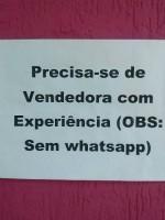 vendedora-sem-whatsapp
